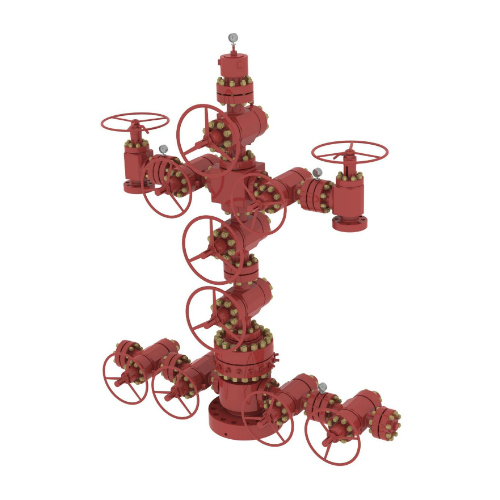 Water injection wellhead and X-mas tree-