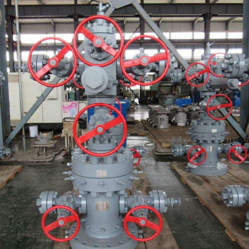 Wellhead And Christmas Tree Equipment Manufacturer And Supplier Shengji