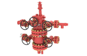 steam-injection-oil-recovery-dual-tube-wellhead-and-x-mas-tree