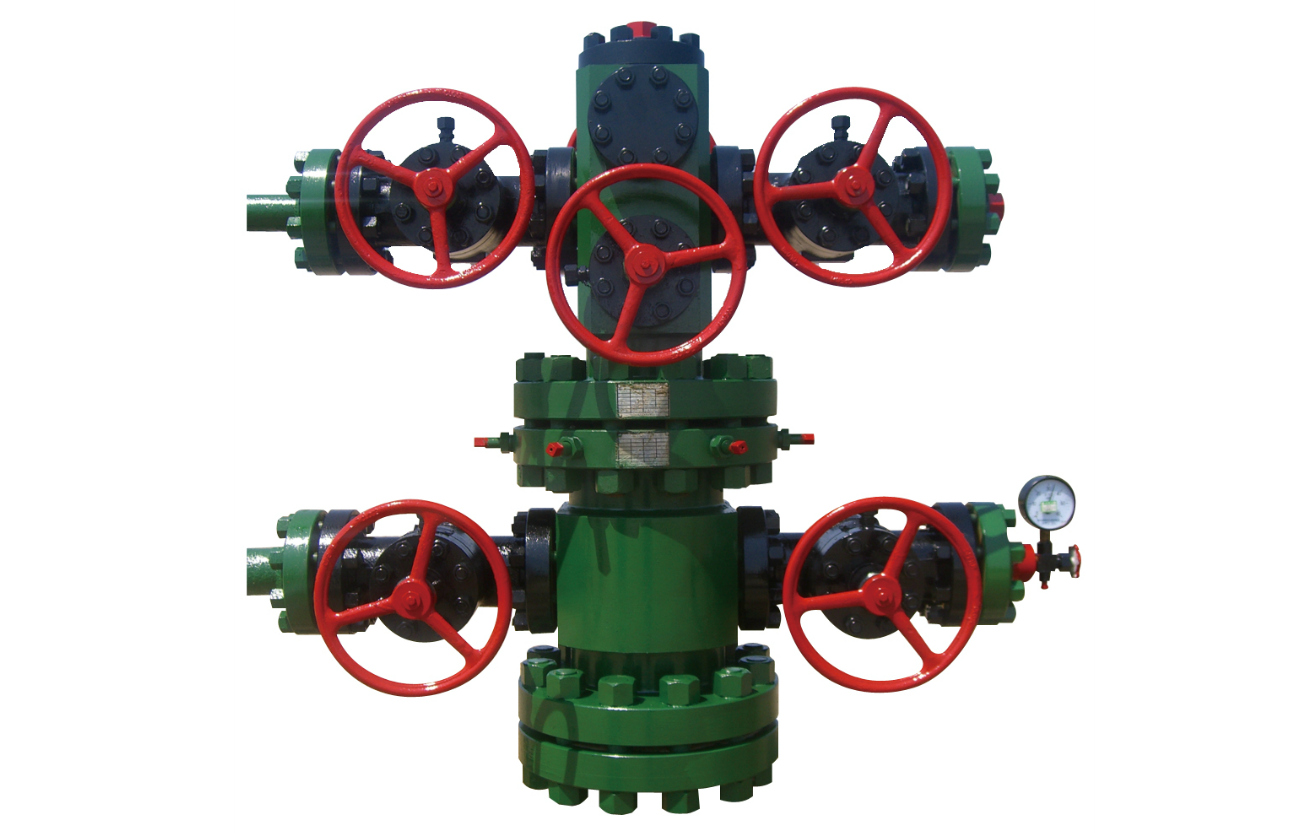Water Injection Wellhead Christmas Tree Supplier
