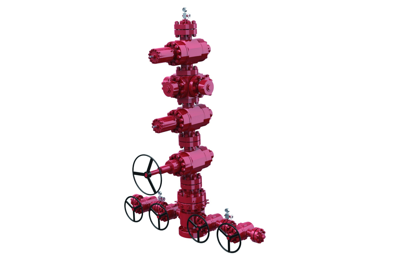 Wellhead Christmas Tree, Oil and Gas Conventional Wellhead Xmas Tree Manufacturer
