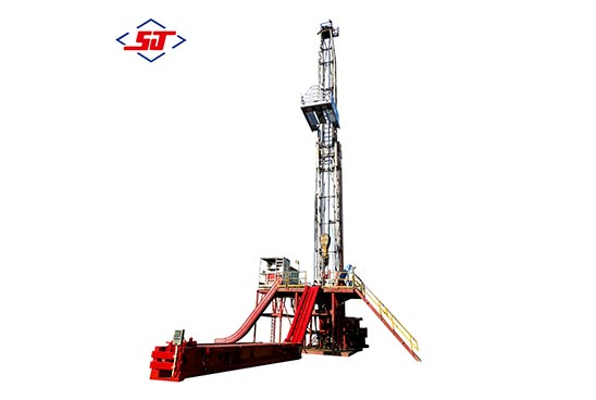 Oilfield Workover Rigs Automated Workover Rig Manufacturer