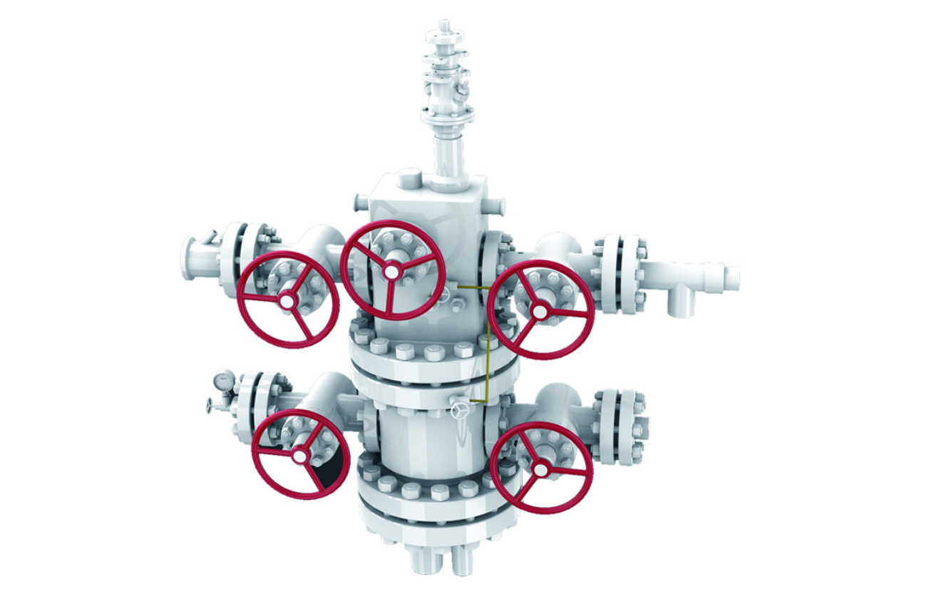 Thermal Recovery Wellhead Christmas Tree,Gas Recovery